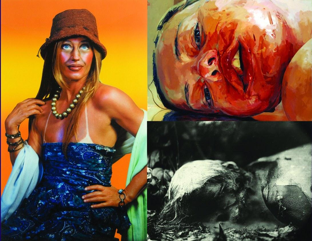 Cindy Sherman. Self Portrait. Untitled Woman in Sun Dress. Cc 2003 Jenny Saville. Self Portrait. Sally Mann. Body Farm. Cc 2000-2001