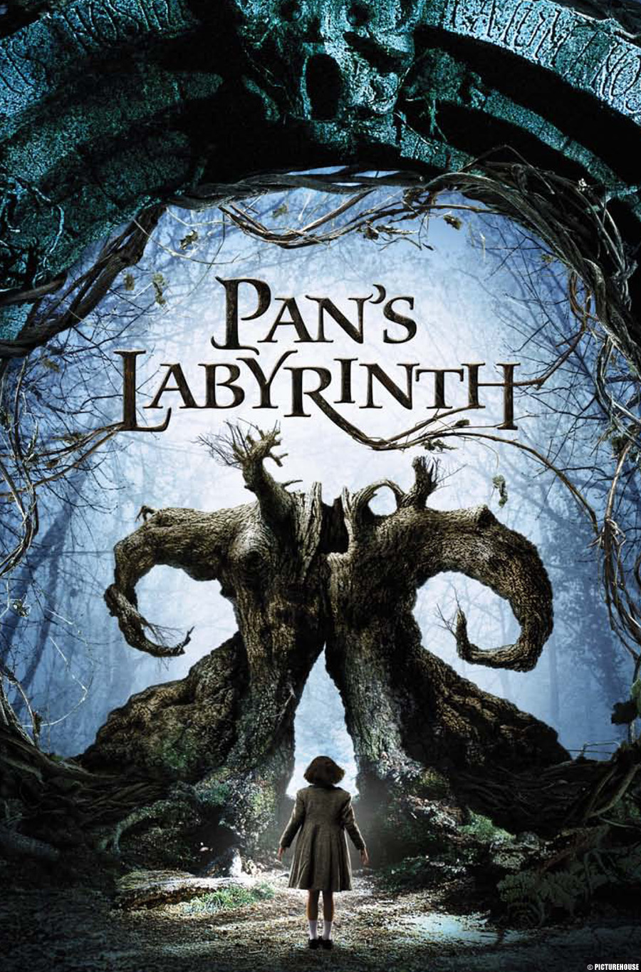Pan's Labyrinth. Guillermo Del Toro. 2006