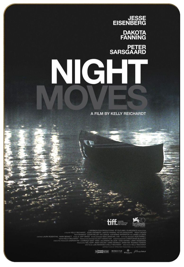 Night Moves Director: Kelly Reichardt 2013