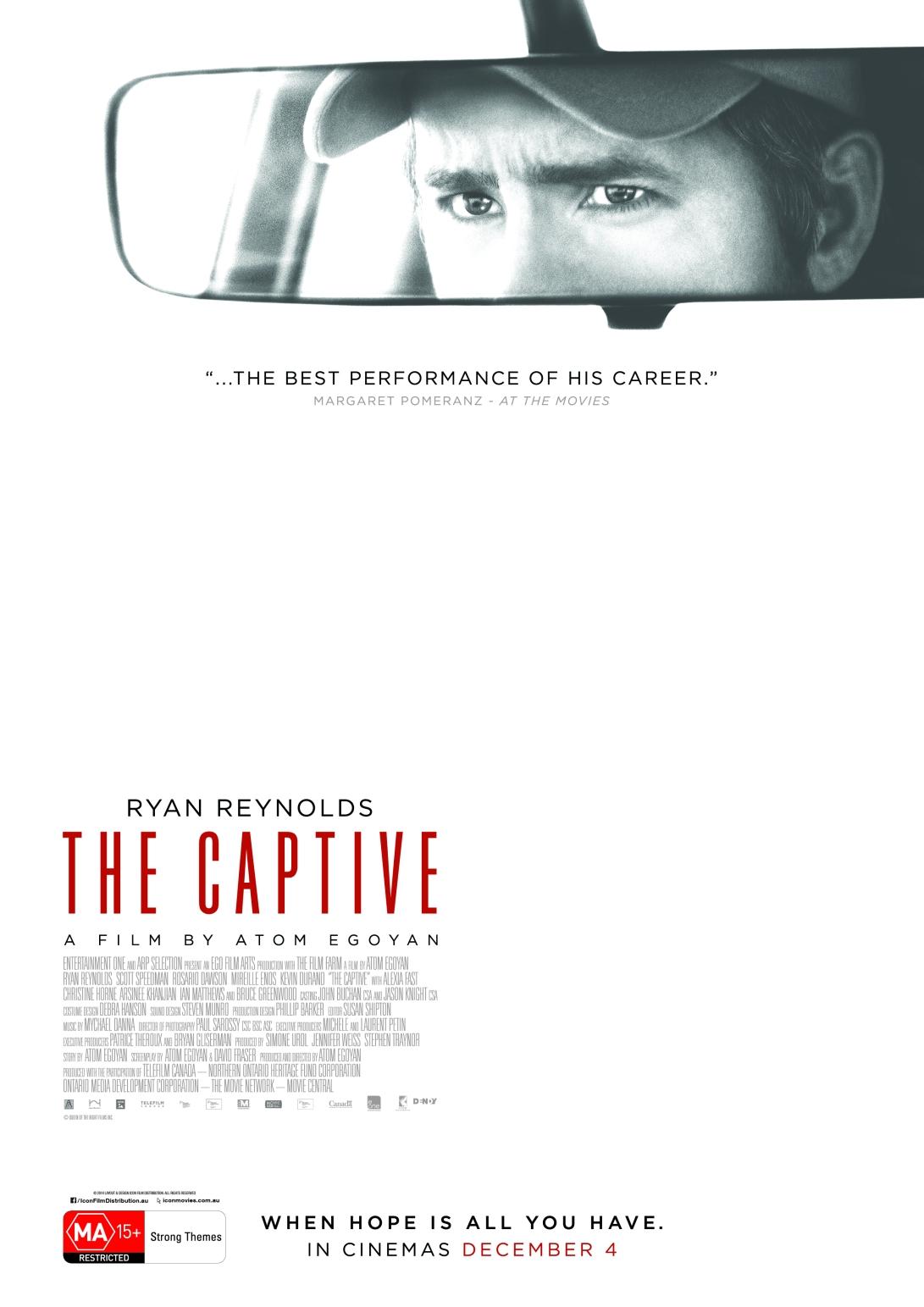 The Captive. 2014. Director Atom Egoyan