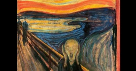 The Scream. Edvard Munch. Cc 1893